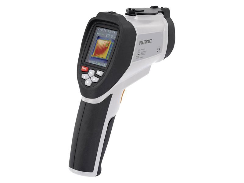Termokamera VOLTCRAFT PT-32, -20 až +300 °C, 32 x 31 pix, 9 Hz