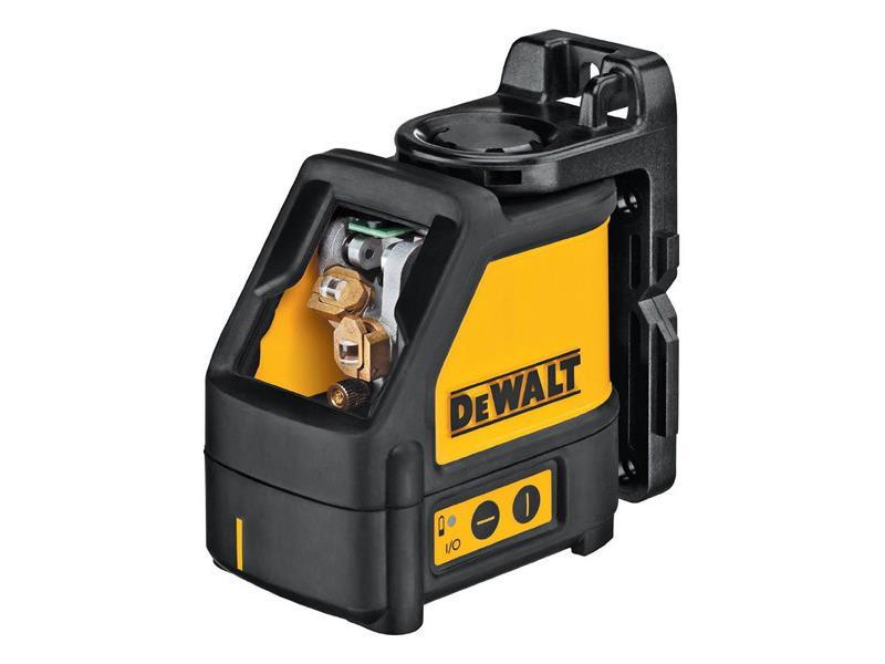 Laser křížový DEWALT DW088K samonivelační