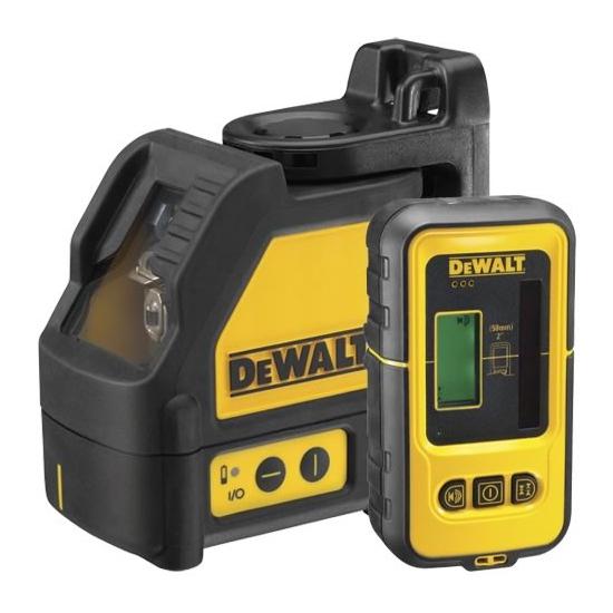Laser křížový DEWALT DW088KD samonivelační