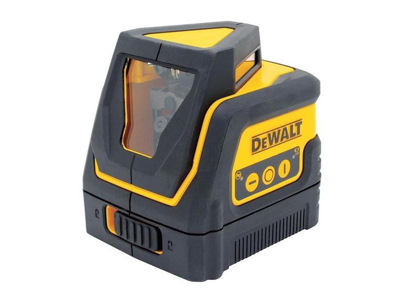 Laser křížový DEWALT DW0811 samonivelační