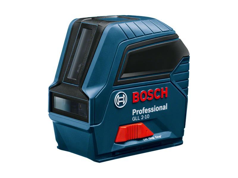 Laser křížový BOSCH GLL 2-10 PROFESSIONAL