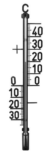Teploměr analogový vnitřní a venkovní Techno Line WA1055