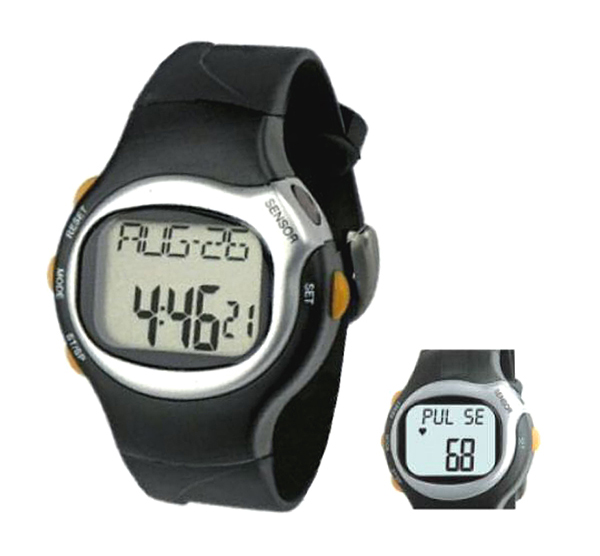 Hodinky s měřením pulsu/pulzu/tepu Sporttester PW06 656009