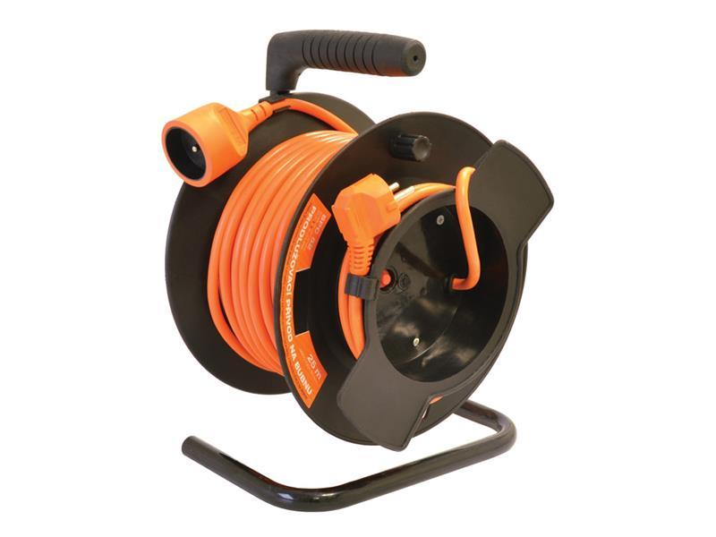 SENCOR prodlužovací kabel na bubnu 25m 3x1,5