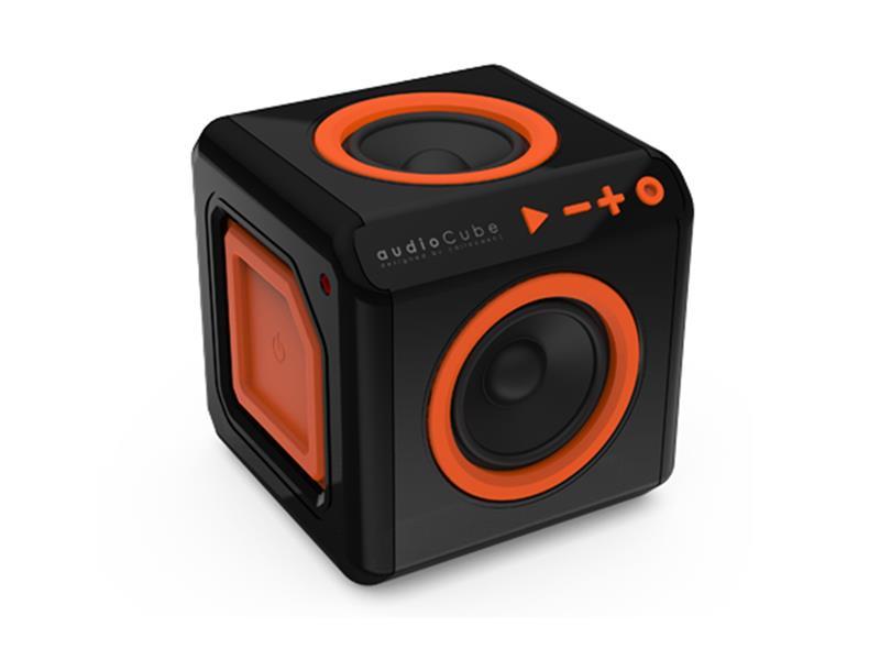 PowerCube audioCube černá