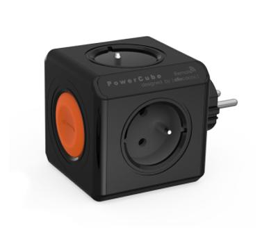 Zásuvka PowerCube ORIGINAL REMOTE SINGLE černá