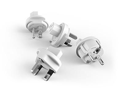 PowerCube Travel Plugs