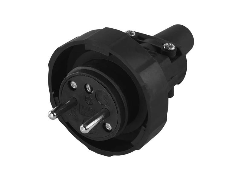 Vidlice gumová NFP-002 černá IP65