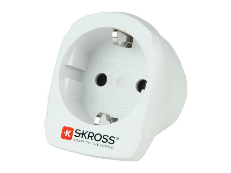Adaptér cestovní z ČR do Číny, Austrálie SKROSS SKR1500209