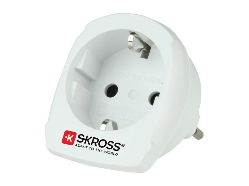 Adaptér cestovní z ČR do Itálie SKROSS SKR1500212