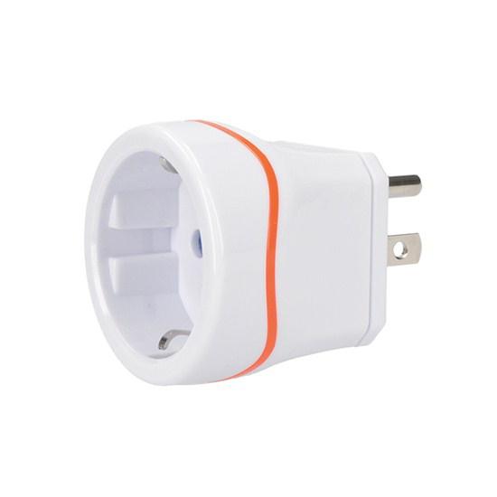 Adaptér cestovní SOLIGHT PA01-USA pro použití z ČR v USA
