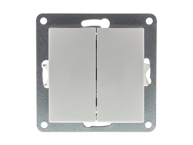 Vypínač č.6+6 RETLUX RSA A66 AMY