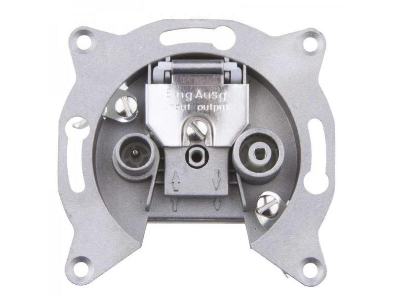 Zásuvka anténní průběžná EMOS J0220J EU3607