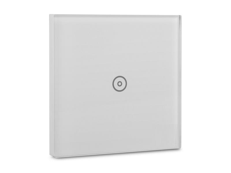 Chytrý WiFi vypínač HUTERMANN jednotlačítkový