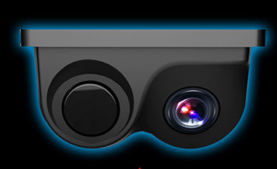 Parkovací kamera s výstupem na monitor 100° 1 senzor