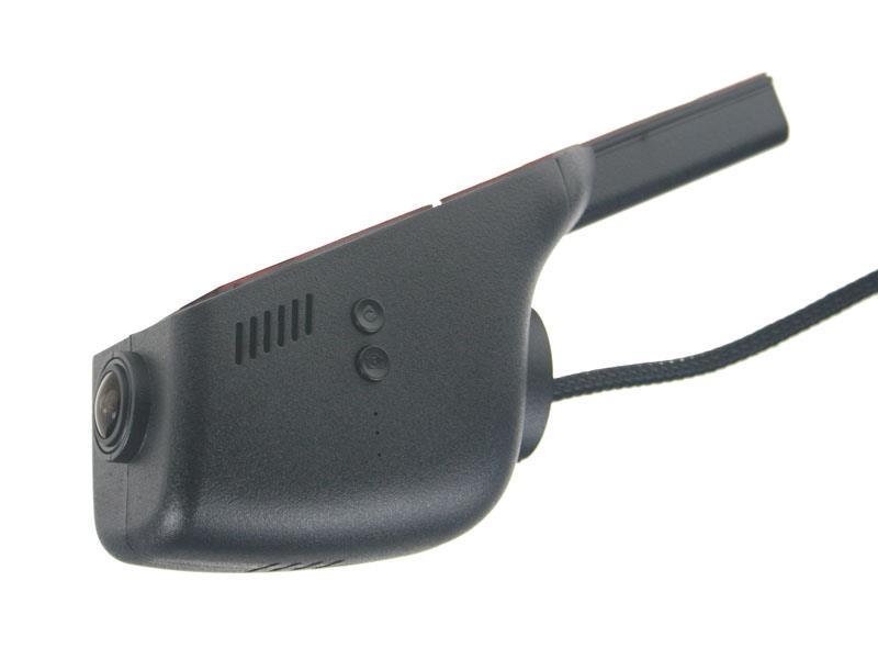 Kamera do auta FULL HD kamera pro VW/Škoda/WI-FI černá skříňka
