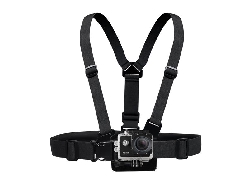 Držák na hlavu a hrudník ke kameře SENCOR 3CAM 4K01W Outdoor
