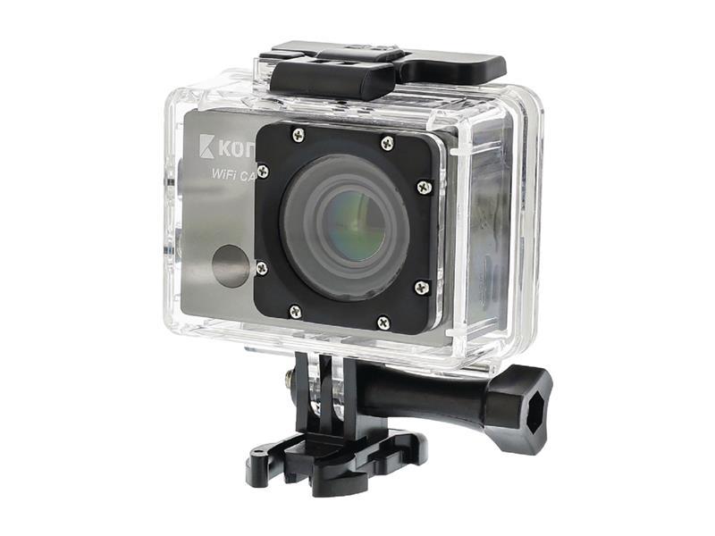 Kamera akční Full HD 1080p, LCD 2'', GPS, voděodolná 45m KÖNIG CSACWG100