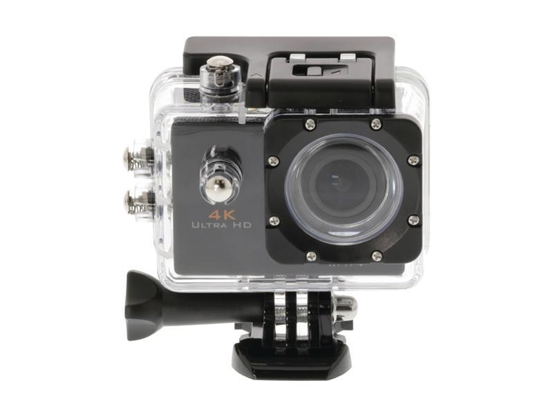 Kamera akční Ultra HD 4K, LCD 2'', WiFi, voděodolná 30m CAMLINK CL-AC40