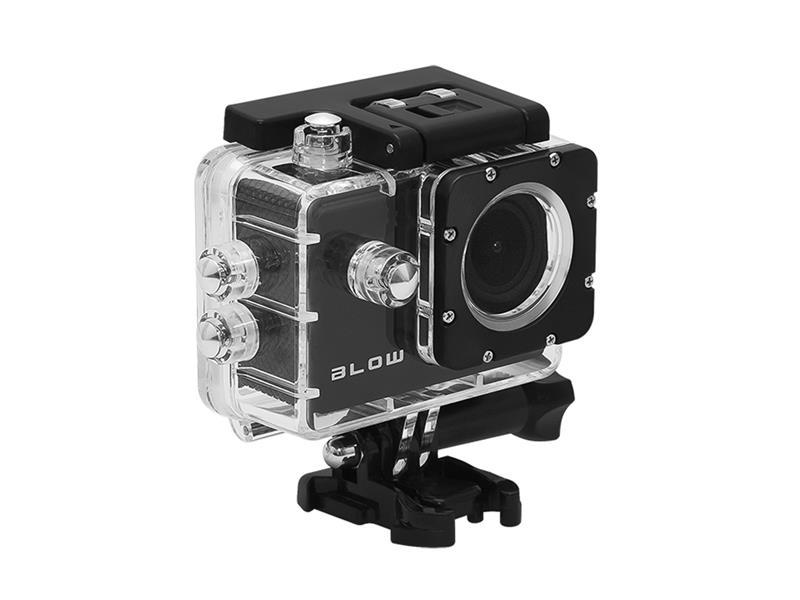 """Kamera akční Full HD 1080p, LCD 1.5"""", WiFi, vodotěsná 30m BLOW PRO4U - II. jakost"""