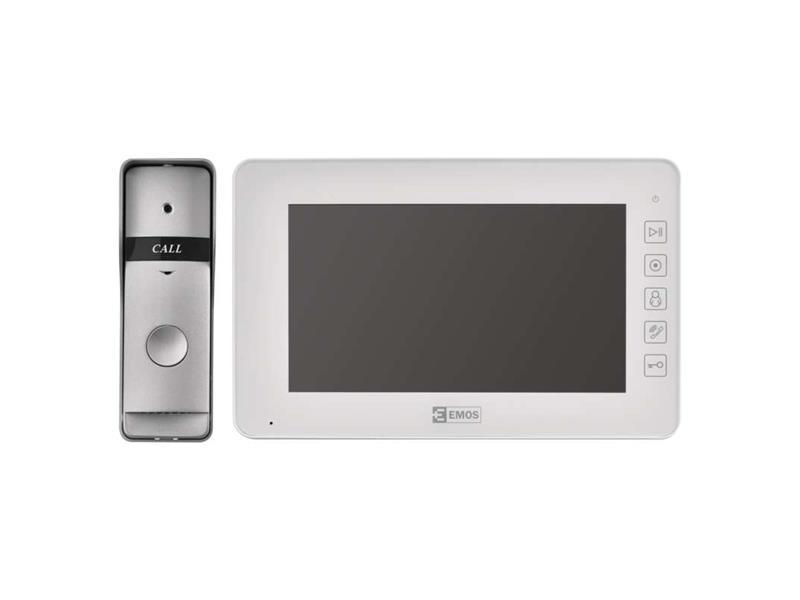 Videotelefon EMOS H2015 bílá