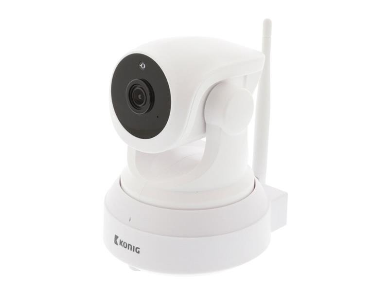 Kamera IP WiFi KÖNIG SAS-IPCAM210W rotační