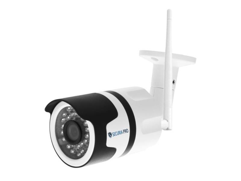 Kamera WIFI SECURIA PRO N632W-200W 2MP 1080P venkovní fixní