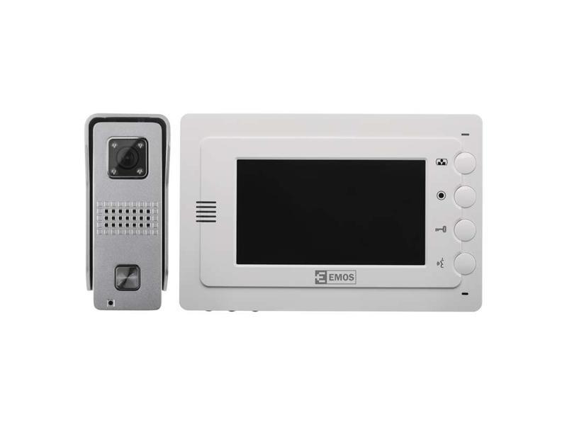 Domácí videotelefon EMOS, handsfree, H2016