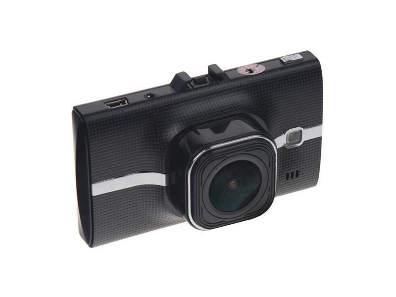 """Kamera do auta 2 kanálová FULL HD kamera + 3"""" LCD, GPS, LDW, FCWS, české menu"""