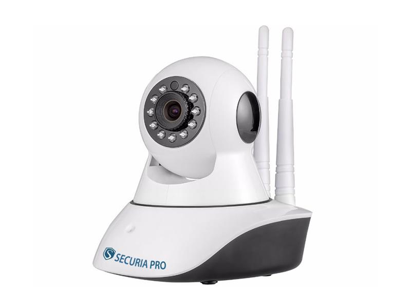 Kamera IP WiFi SECURIA PRO SMART 1080P 2MPx vnitřní