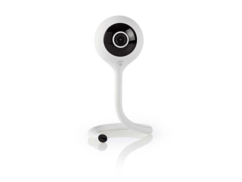 Kamera WIFI NEDIS WIFICI10CWT vnitřní fixní