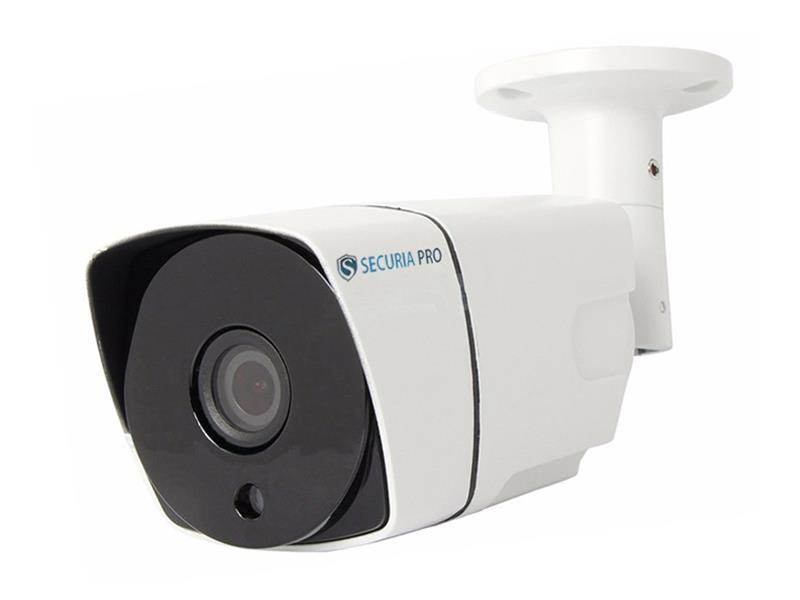 Kamera AHD SECURIA PRO A640X-100W-W 1MP 720P venkovní fixní