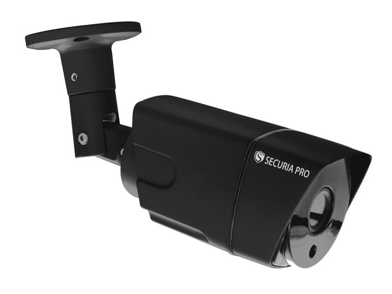 Kamera AHD SECURIA PRO A640V-200W-B 2MP 1080P venkovní fixní