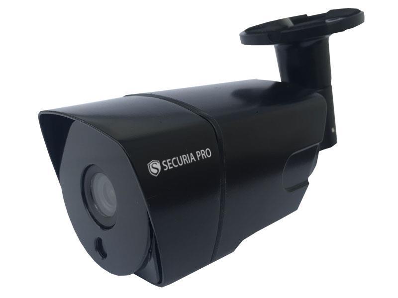 Kamera IP SECURIA PRO N640P-400W-B 4MP 1440P venkovní fixní