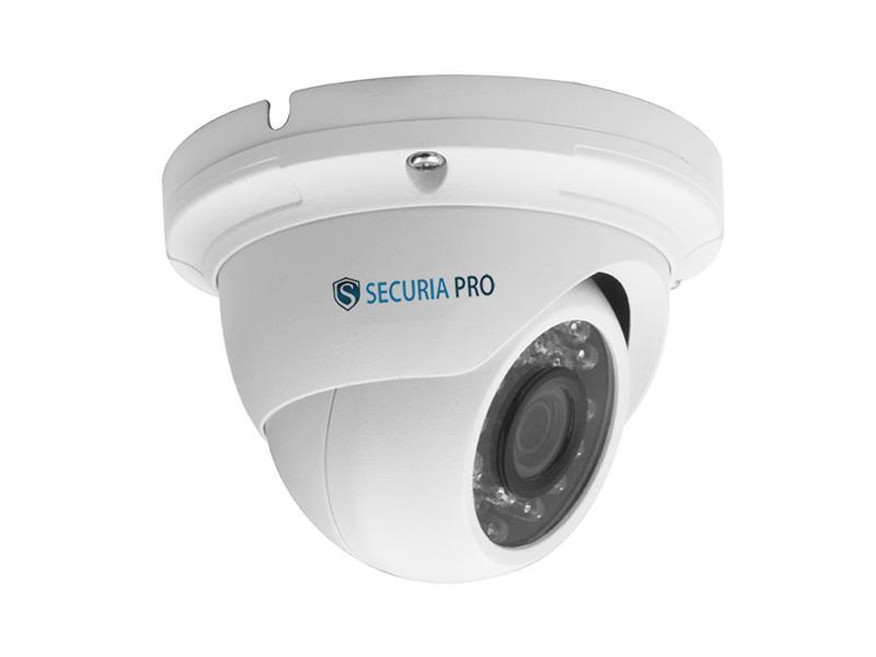 Kamera IP SECURIA PRO N366P-400W-W 4MP 1440P venkovní fixní