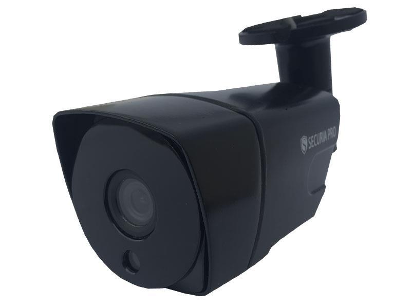 Kamera IP SECURIA PRO N640S-200W-B 2MP 1080P venkovní fixní