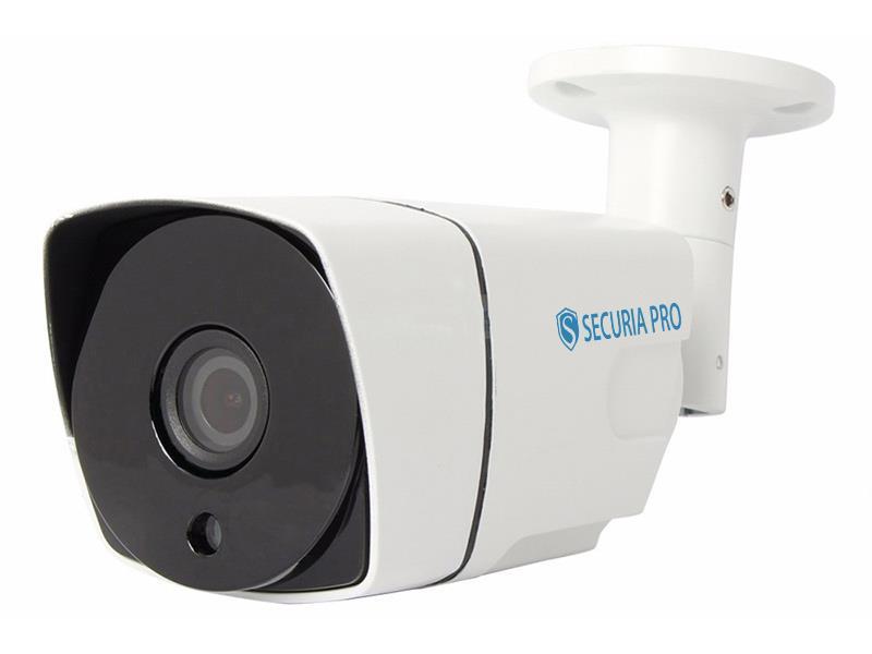 Kamera IP SECURIA PRO N640S-200W-W 2MP 1080P venkovní fixní