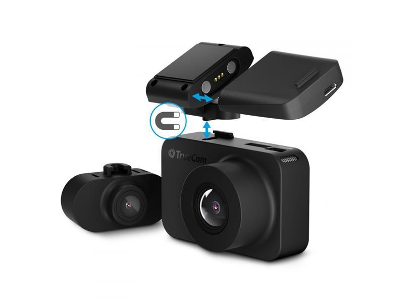 Kamera do auta TRUECAM M7 GPS Dual (s hlášením radarů)