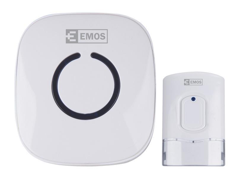 Emos Domovní bezdrátový zvonek 838W