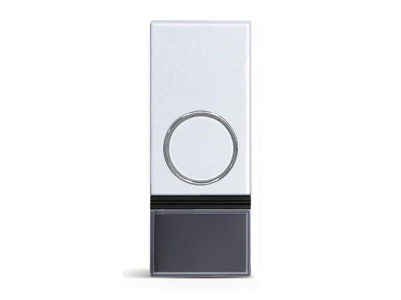 Zvonek domovní bezdrátový 1L29 nahradni tlacitko