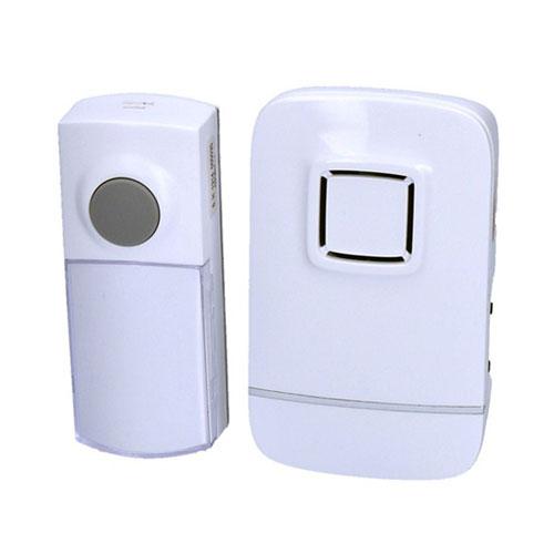 Zvonek domovní bezdrátový 1L48 do zásuvky, 180m, bílý