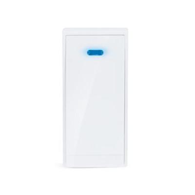 Tlačítko bezdrátové pro 1L51, 150m, bílé, learning code, kryt na jmenovku