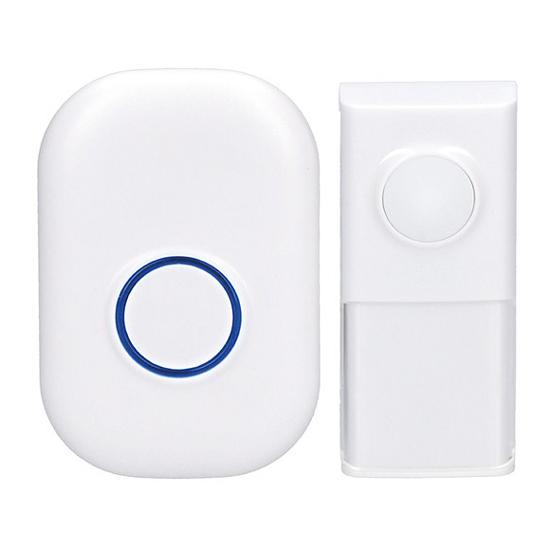 Zvonek domovní bezdrátový 1L54 bílý