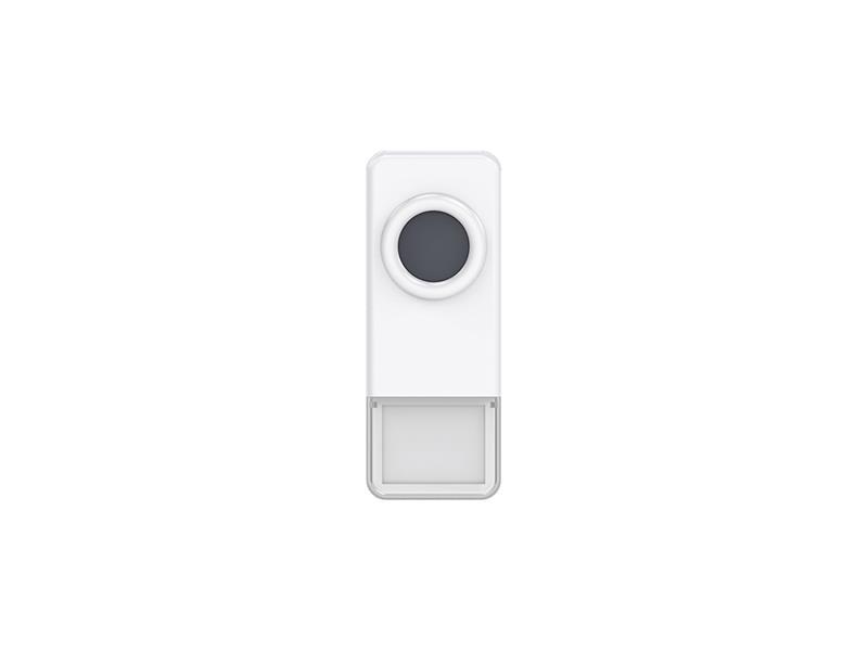 Tlačítko bezdrátové GETI pro GWD sérii zvonků bílé