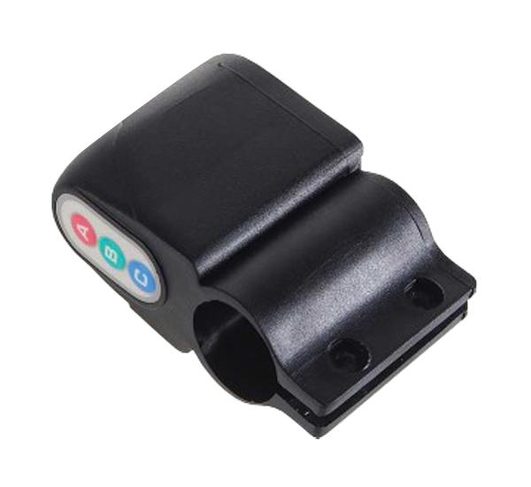 Alarm na jízdní kolo s otřesovým detektorem a sirénou MA0901 - CYKLOALARM