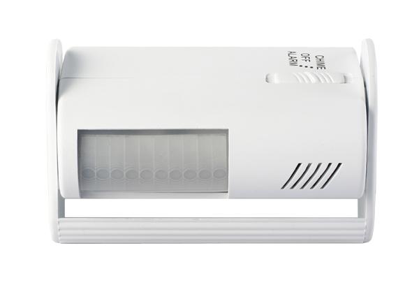 ST96 WH, Alarm dveřní a signalizační gong s čidlem pohybu