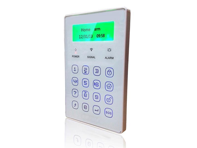 Klávesnice s LCD externí bezdrátová iGET SECURITY P13