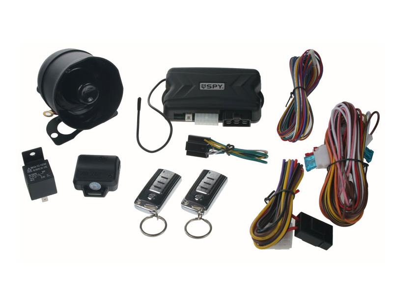 Autoalarm SPY CAR s dálkovým startem