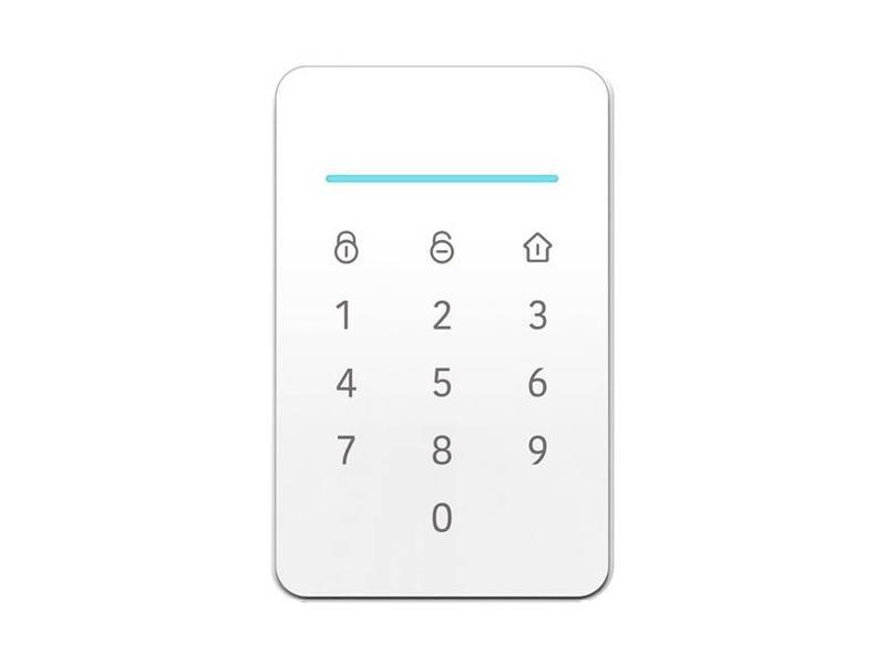 Klávesnice s LCD bezdrátová iGET SECURITY M3P13