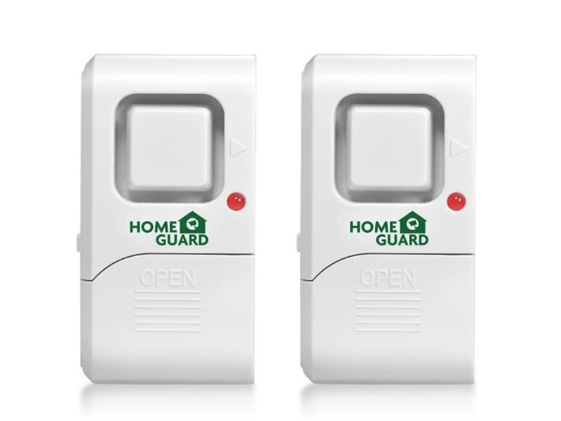 Alarm s detekcí vibrací iGET HOMEGUARD HGWDA522 sada 2ks